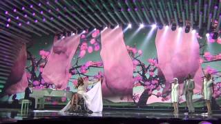 ESCKAZ in Vienna: Monika Kuszyńska (Poland) - In The Name Of Love (Final Dress Rehearsal)