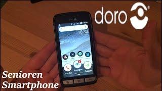 Doro 8031 4G Senioren Einsteiger Smartphone Test Review Rezension Unboxing