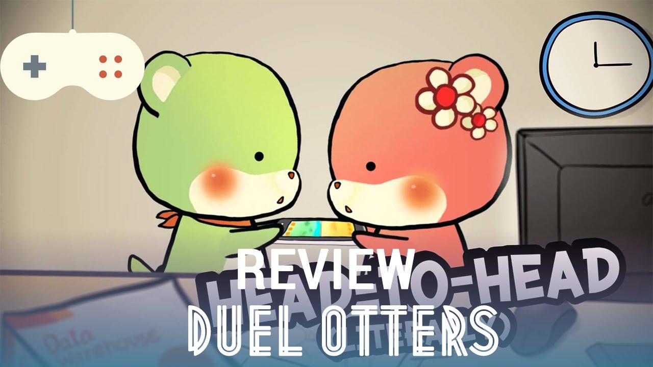 Vật Vờ - Duel Otters: tựa game thi đấu solo 2 người hấp dẫn, gay cấn -  YouTube