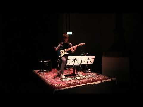 Pierluigi Billone - Sgorgo oO for electric guitar (Yaron Deutsch)