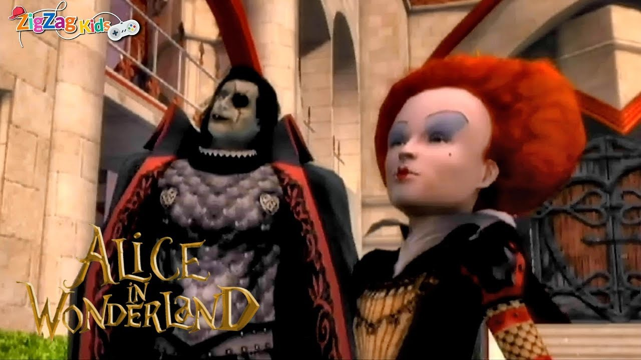 Download Alice in Wonderland | The Way To The White Queen Castle | Episode 6 | ZigZag Kids HD