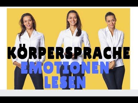 Emotionen lesen - Körpersprache deuten | Yvonne de Bark Teil2