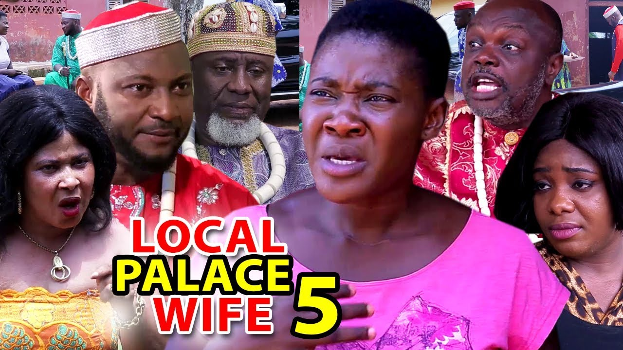 Download LOCAL PALACE WIFE SEASON 5 - Mercy Johnson   New Movie   2019 Latest Nigerian Nollywood Movie