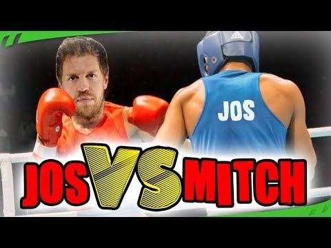 MEEST EPISCHE BATTLES MET VETTEL! - Jos VS Mitch (F1 2017) - #6