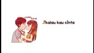 Gambar cover Story WA keren - Jutaan orang baper || Jikalau kau cinta - Judika #viral (Unofficial lirik-animasi)
