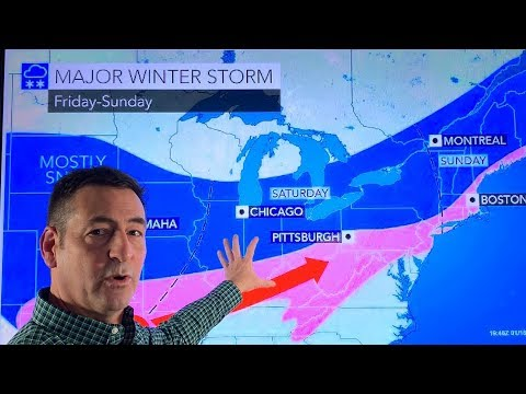 Major Upstate NY winter storm: What to expect and when