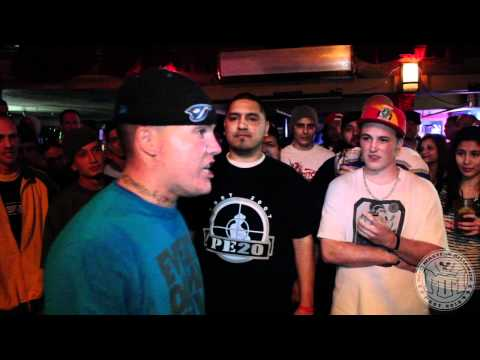 Mic Masters Presents: Lefty 2 Guns Vs Eli Ace ($200.00 battle)