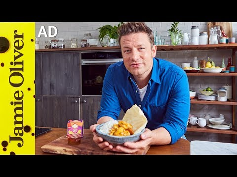 Easy Fish Curry | Quick and Easy Food | Jamie Oliver – AD