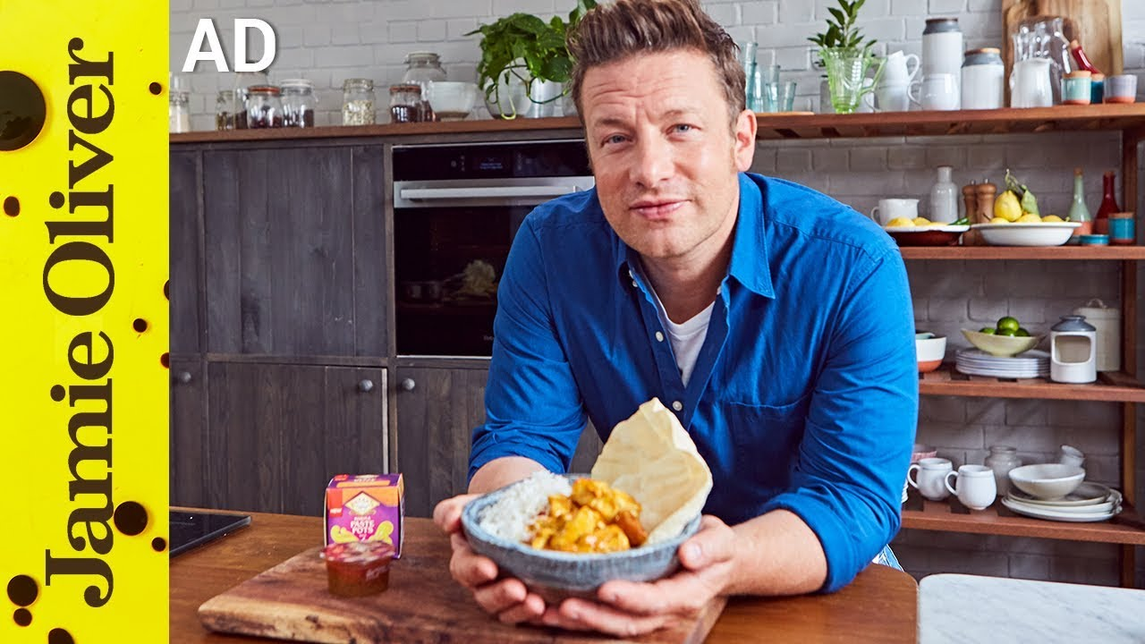 Easy Fish Curry Quick And Easy Food Jamie Oliver Ad