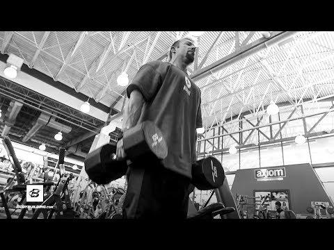 Hamstrings, Lower Back, & Abs Workout | Day 39 | Kris Gethin's 8-Week Hardcore Training Program