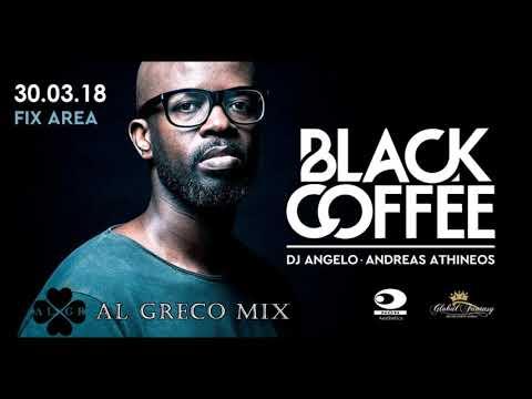 Al Greco presents Black Coffee - Non Aesthetics 30.03.18 Fix Area - Al Greco Mixtape - S02 Chapter 4