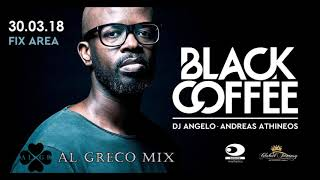 Al Greco presents Black Coffee - Non Aesthetics 30.03.18 Fix Area - Al Greco Mixtape - S02 Chapter 4