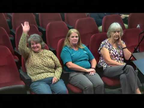 October 3rd 2017 Board Meeting Shelby Township Michigan