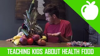 Teaching Kids About Eating Healthy In A Fun Way