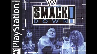 WWF Smackdown! PS1 720P HD Playthrough with STEVE AUSTIN