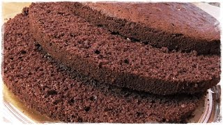 BISKUIT | Das beste Grundrezept für Tortenboden! | Heller Biskuit & Schokoladenbiskuit