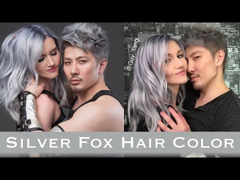 Silver Fox Hair Color