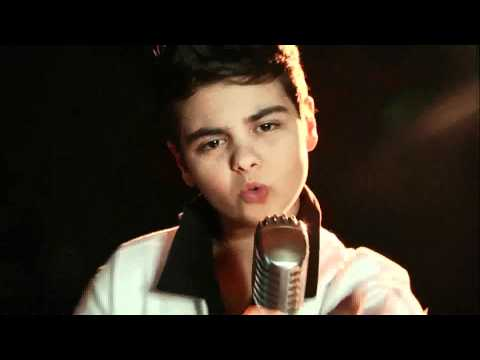 Abraham Mateo (12 years old)