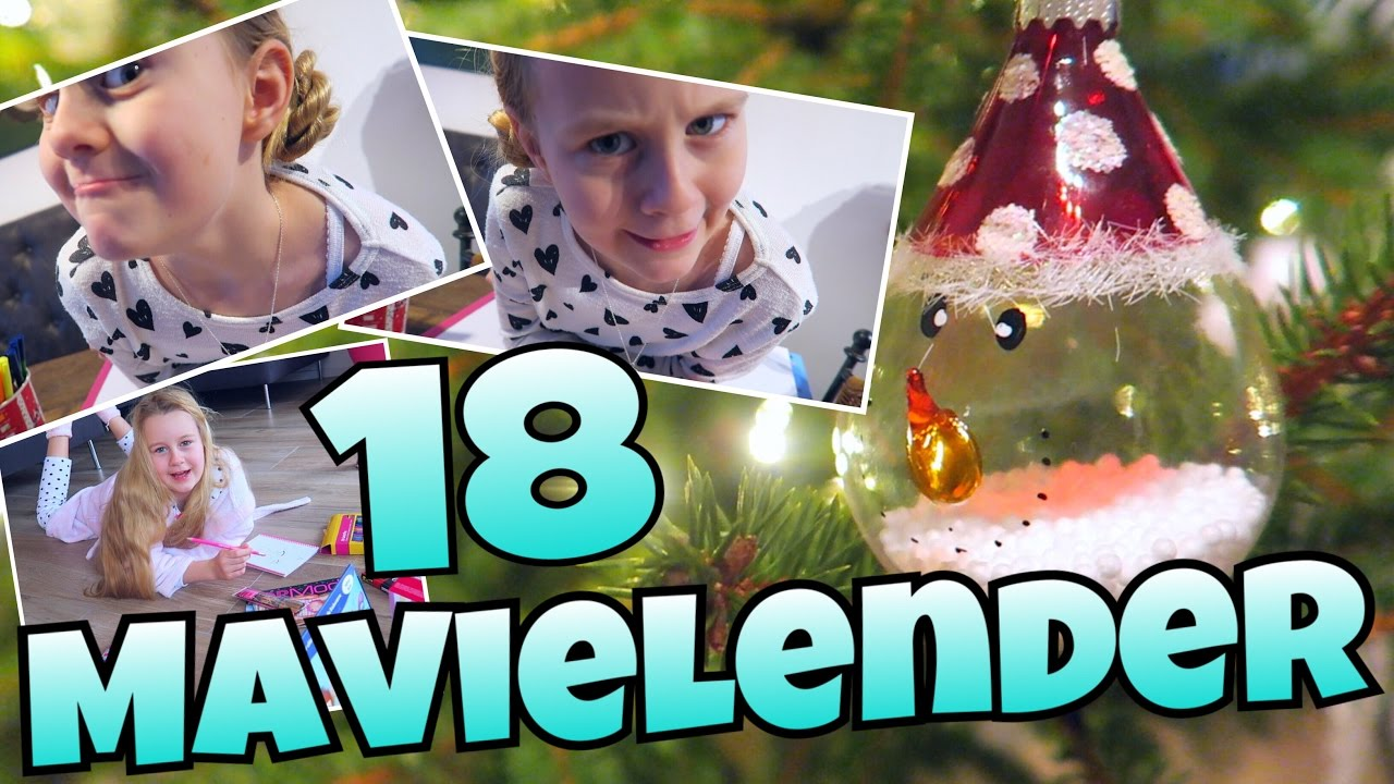 vlogmas 18 oh tannenbaum adventskalender coole m dchen youtube. Black Bedroom Furniture Sets. Home Design Ideas