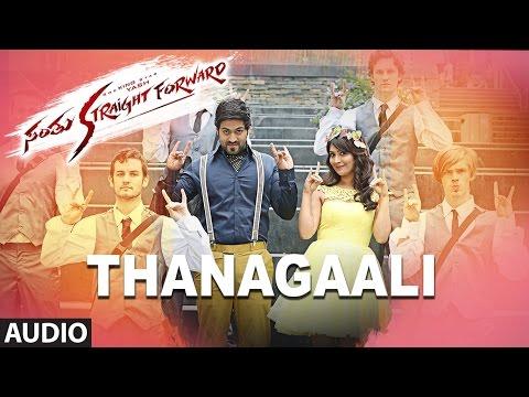 Thanagaali Full Song Audio || Santhu Straight Forward || Yash, Radhika Pandit