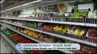 Putin Threatens Ukraine Over EU: Russian leader opposed to Ukrainian EU integration