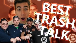 REACTING TO THE BEST CALL OF DUTY TRASH TALK!