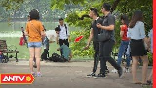 Phẫn nộ: 2 học sinh hỗn láo, đánh đập thầy giáo cũ ngay trên phố | KỸ NĂNG SỐNG | ANTV