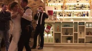 Свадьба Алексея и Марины 19 ноября 2016. Ведущая Ольга.(Свадьба Алексея и Марины в стиле