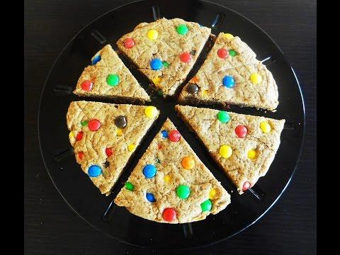 recette-du-cookie-géant-aux-m&m's