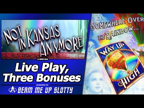 The Wizard of Oz – Not in Kansas Anymore Slots - Play for Free Now