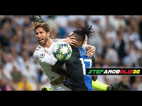 Sergio Ramos ● Top 5 Fights & Angry Moments Ever! ● HD #SergioRamos