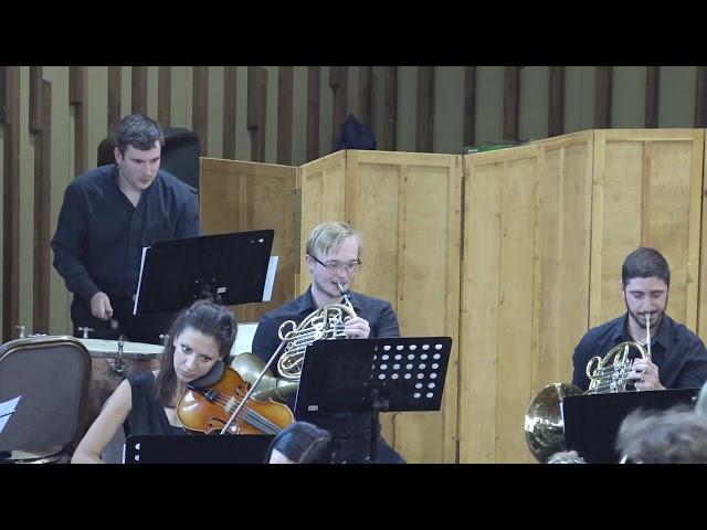 Камерный оркестр Тарусы - Л. ван Бетховен. Увертюра к балету