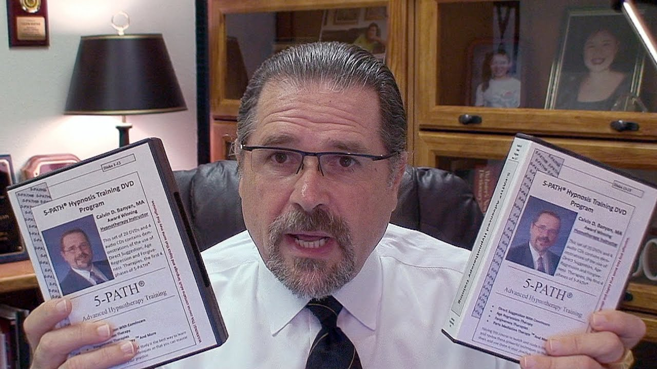 5-PATH® Hypnosis DVD Training Program