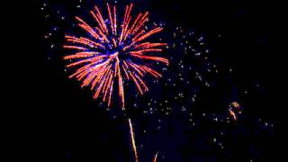 White Lightning Pyrotechnics Fireworks Display Showreel 2015