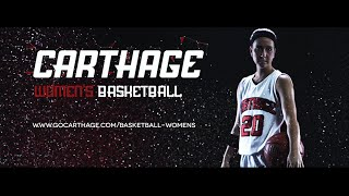 Carthage College Women's Basketball Feature Video