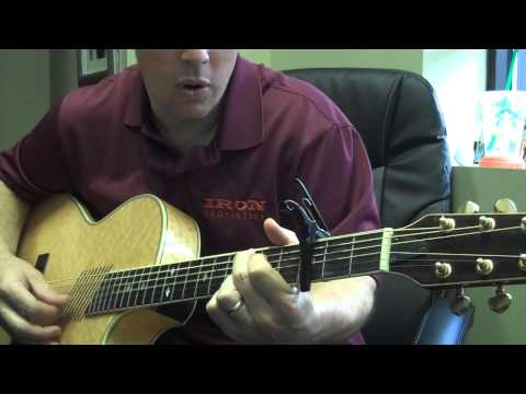 Automatic - Miranda Lambert (instructional/chords)