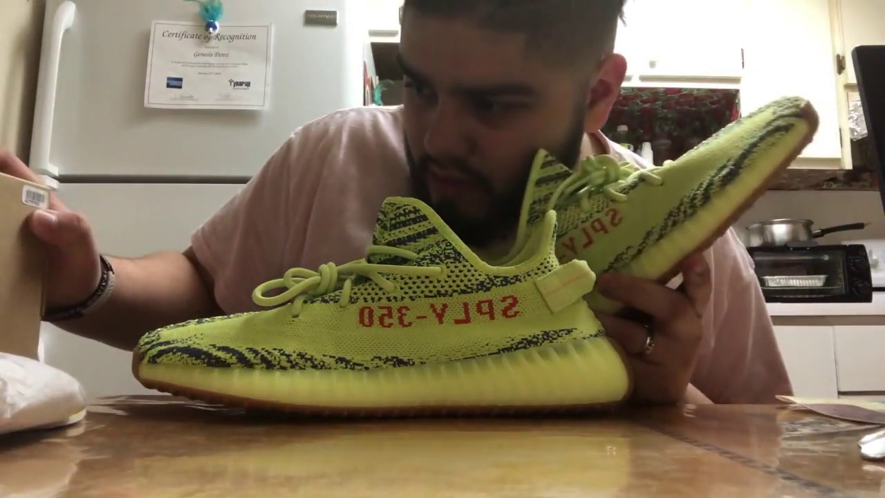 cfaac643e Review Yeezy Boost 350 V2