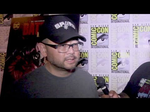 Batman: The Killing Joke - Director Sam Liu Interview