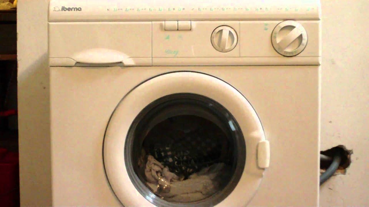 инструкция к стиральной машине iberna iwf 1000tx