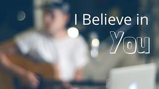 Michael Bublé  I Believe In You  Daniel Josefson (Acoustic Cover)  Music Video