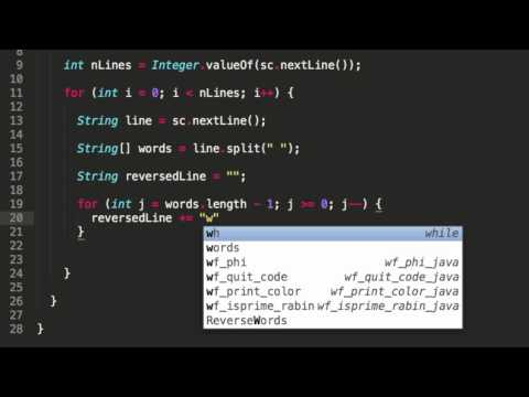 String Manipulation 1 [Programming Competition Problems]