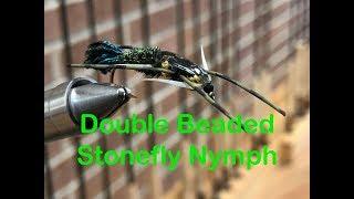 Double Beaded Stonefly Nymph