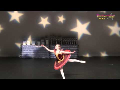 Vancouver Dance Competition - Paquita #6
