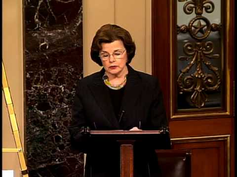 Sen. Feinstein on the History of Health Insurance in America