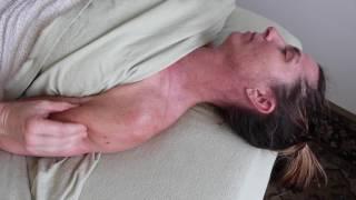 Massage Tutorial: The SHOULDER