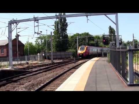 Wolverhampton Railway Station and Midland Metro