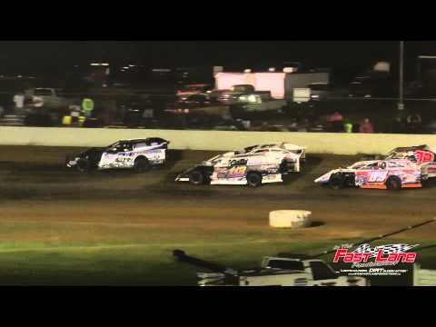 Brownstown Speedway : 09-27-2014 : Fast Max UMP Modified Feature