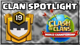 Clan Spotlight - InTheLight - Clash of Clans World Championship Qualifier!
