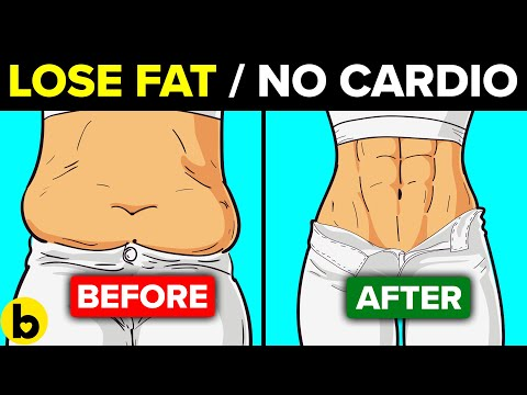 11 Best Ways To Lose Body Fat Without Cardio In A Couple Months