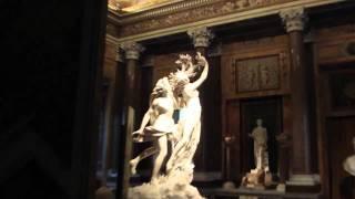 Inside Galleria Borghese-Bernini